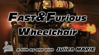 Fast and Furious - Wheelchair Parody