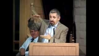 проповедь (мессианского еврея) о кресте.