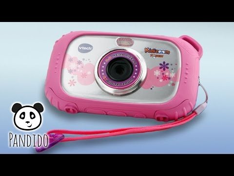 ⭕ VTech KidiZoom touch - ausgepackt und angespielt - Pandido TV