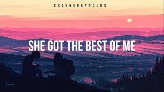She Got The Best Of Me | Luke Combs | Sub. Español