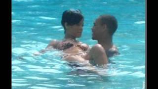 "Dawn Richard & Chris Brown ""Falls Away"" / ""Changed Man {Fan-made Duet Mix]"
