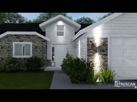 3 Bedroom House – 1,711 Square Feet