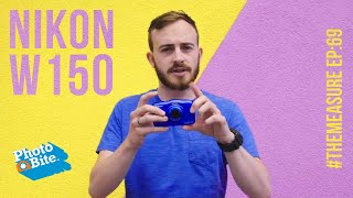 Nikon Coolpix W150: The best tough camera for families this summer?