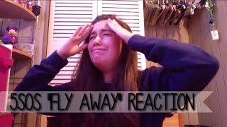 """5 SECONDS OF SUMMER """"FLY AWAY"""" REACTION 