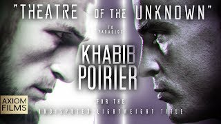 "REUPLOAD: UFC 242  Khabib vs Poirier  ""Theatre of the unknown""  Promo, Abu Dhabi, Titlefight, 2019"