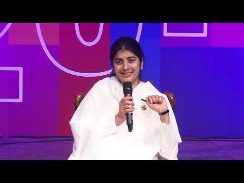 B K (Sister) Shivani,Brahma Kumaris World Spiritual University @Print Summit 2019