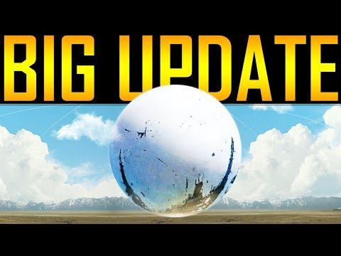 Destiny 2 - BIG NEWS UPDATE! New Exotic Quest!