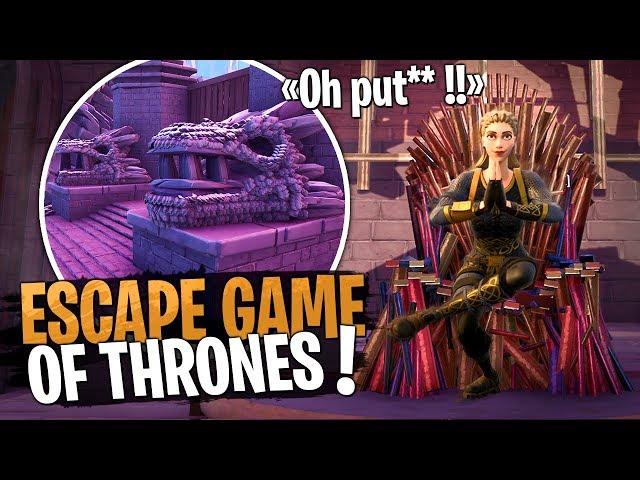 VISION À QARTH : CHAPITRE 1 - Game of Thrones