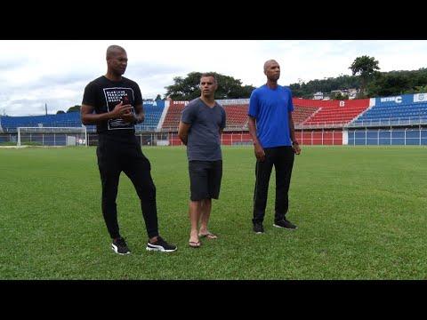 Três ídolos do Friburguense falam sobre os 40 anos do time