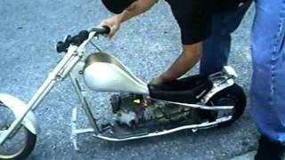 Razor Mini Chopper To 2 Stroke UPDATE