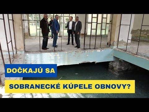 Župa chce odkúpiť bývalé Sobranecké kúpele<br />Rozhýbaný kraj (33)