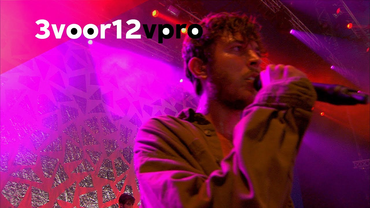 Oscar And The Wolf - Live @ Down The Rabbit Hole 2015