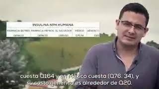 "Farmacéuticas tienen ""secuestrada"" a Guatemala, no solo saquean afirma diputado Samuel Pérez"