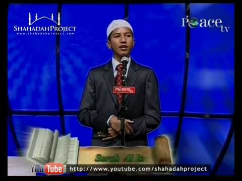 HQ: Peace Makers 2010 - Fariq Naik - Misconceptions about Islam [Part 9/9]