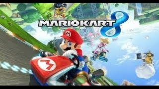 preview picture of video 'Gameplay Mario Kart 8 Online ita'