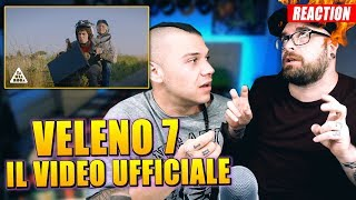 "GEMITAIZ & MADMAN   ""Veleno 7"" * REACTION * By Arcade Boyz 2019"