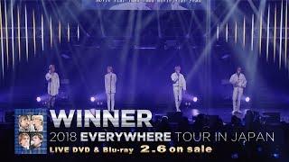 WINNER - MOVIE STAR (WINNER 2018 EVERYWHERE TOUR IN JAPAN)