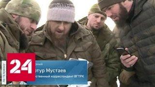 """Грозный: семеро """"шайтанов"""" ликвидированы, четверо схвачены"""