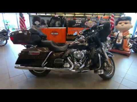 2013 Harley-Davidson Ultra Limited Anniversary Edition FLHTK