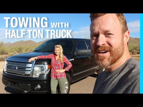 Download TOWING WITH A HALF TON TRUCK (FORD F-150) Mp4 HD Video and MP3