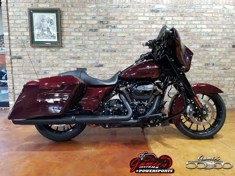 2018 Harley-Davidson Street Glide® Special in Big Bend, Wisconsin - Video 1