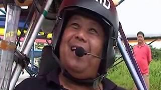preview picture of video 'Kelab penerbangan Microlight Sabah Malaysia. KENINGAU.'
