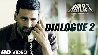 Airlift - Dialogue Promo