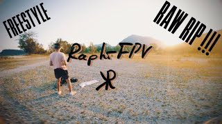 FPV Freestyle - RAW RIP #1 - South Europe