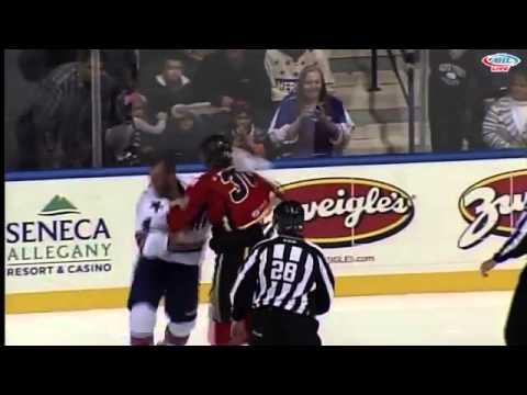 Drew Bagnall vs. Nolan Yonkman