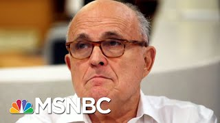 The Characters Of President Donald Trump World: Rudy Giuliani | Hardball | MSNBC