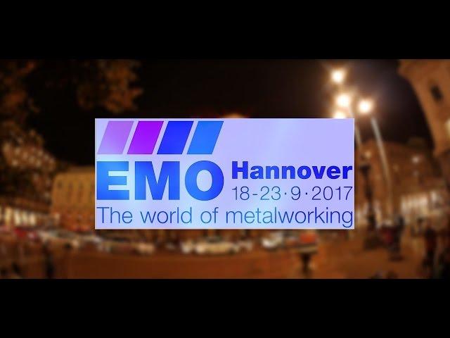 EMO Mailand 2015 und EMO Hannover 2017