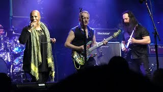 Superstition - G3 2018 - Joe Satriani, John Petrucci, Phil Collen - Live in Seattle