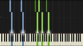 Ben Cocks   So Cold [Piano Tutorial] (Synthesia)