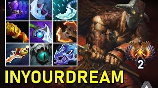 Inyourdream 7.20 Juggernaut Super Intense Game with Full 9 slot item