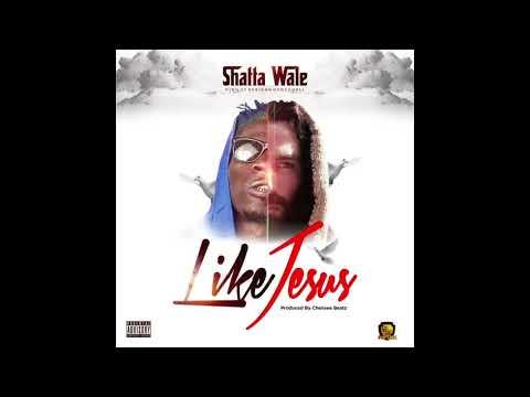 Shatta Wale - Like Jesus [Willie Roi Tribute] (Audio Slide)