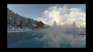 Mount Princeton Hot Springs Resort WINTER @ HOT SPRINGS