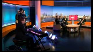 Boy George-(Culture club)-My God-BBC Andrew Marr show.