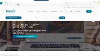 New Website | Advantis Credit Union