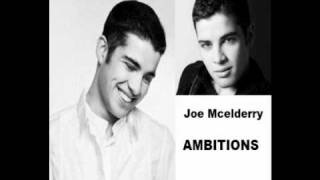 Joe McElderry - Ambitions Someone Wake Me Up OFFICIAL LYRICS (NEW SONG 2010)
