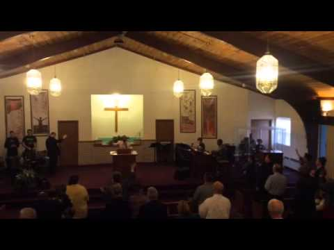 Youth Service at Apostolic Tabernacle