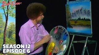 Bob Ross - Steep Mountains (Season 12 Episode 6)