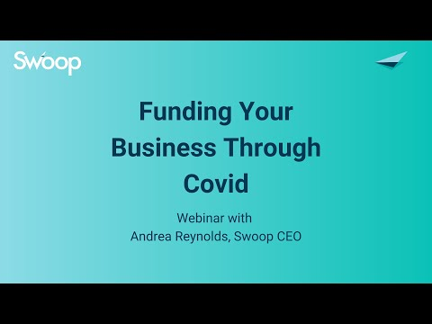 How to Fund Your Business During Covid-19 | Ask Andrea