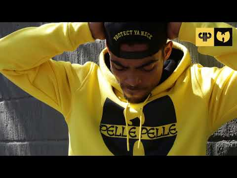 Wu-Tang x Pelle Pelle official collab