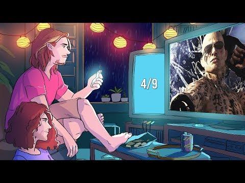 Game Grumps Stream VOD - Devil's Third - Part 1! (4/9/19)