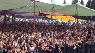LOUD (Small Talk when rain finish)@ NEVERLAND Festival (Israel 2012)
