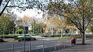 preview picture of video 'Beginning of Winter at Melbourne CBD'