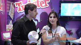 2012 Toy Fair Sneak Peek | Hasbro Games | The Game of Life Zapped | Bop It Smash | Twister Dance | Snackin' Safari
