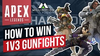 Apex Legends How to win 1v3 Gunfights