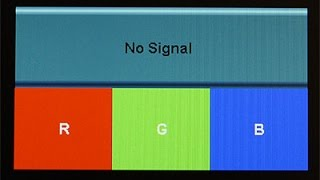When you see NO SIGNAL on your monitor, here's how to fix it.