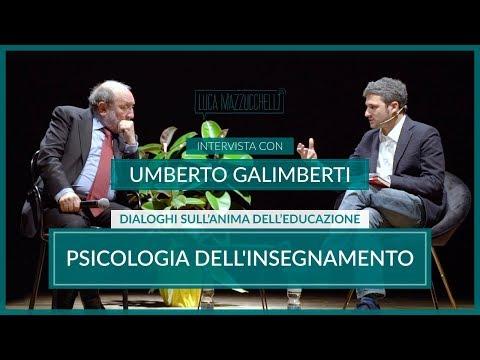 Psicologia dell'insegnamento - Umberto Galimberti